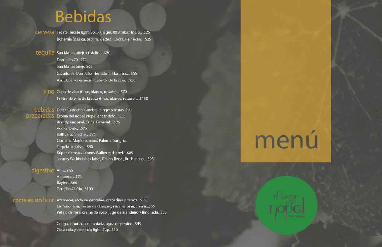 menu 19