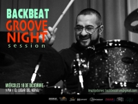 Miércoles 18 - BackBeat Groove Night Session