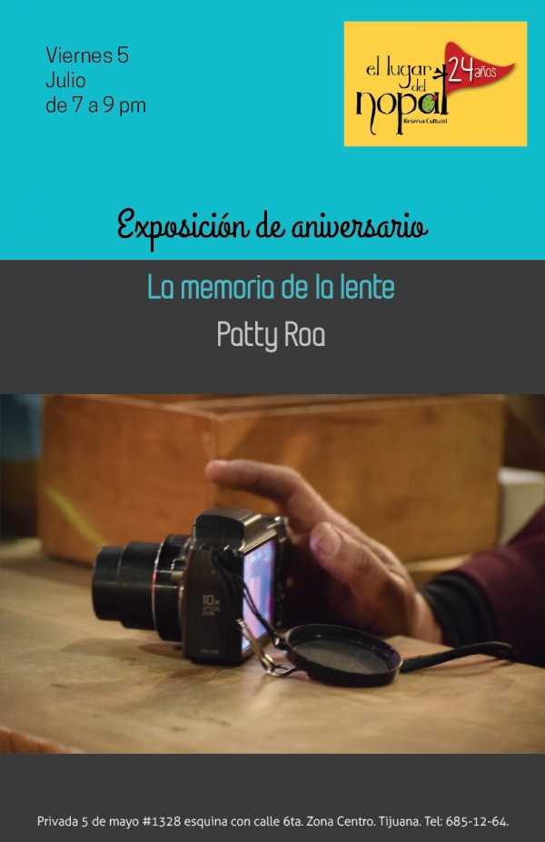 Exposición de Patty Roa